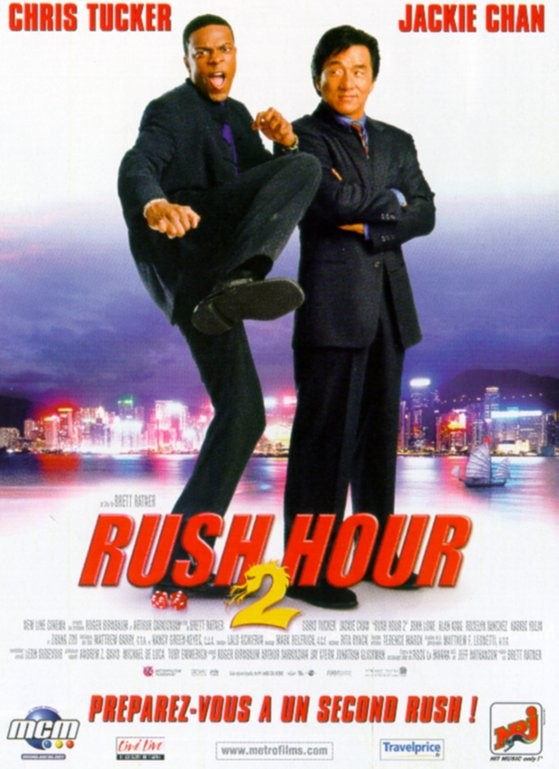 [MULTI] Rush Hour 2 [DVDRiP]