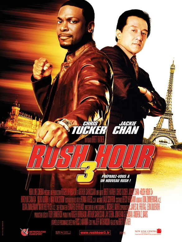 [MULTI] Rush Hour 3 [DVDRiP]