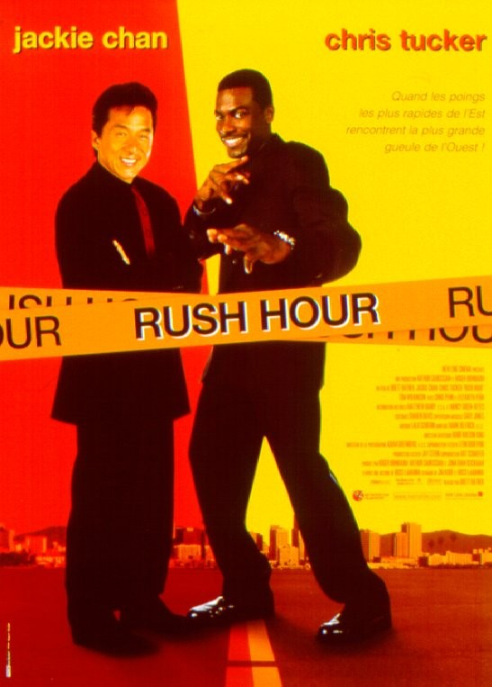 [MULTI] Rush Hour [DVDRiP]