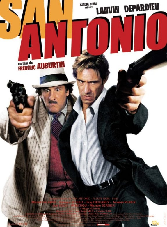 San Antonio [DVDRiP l FRENCH][DF]