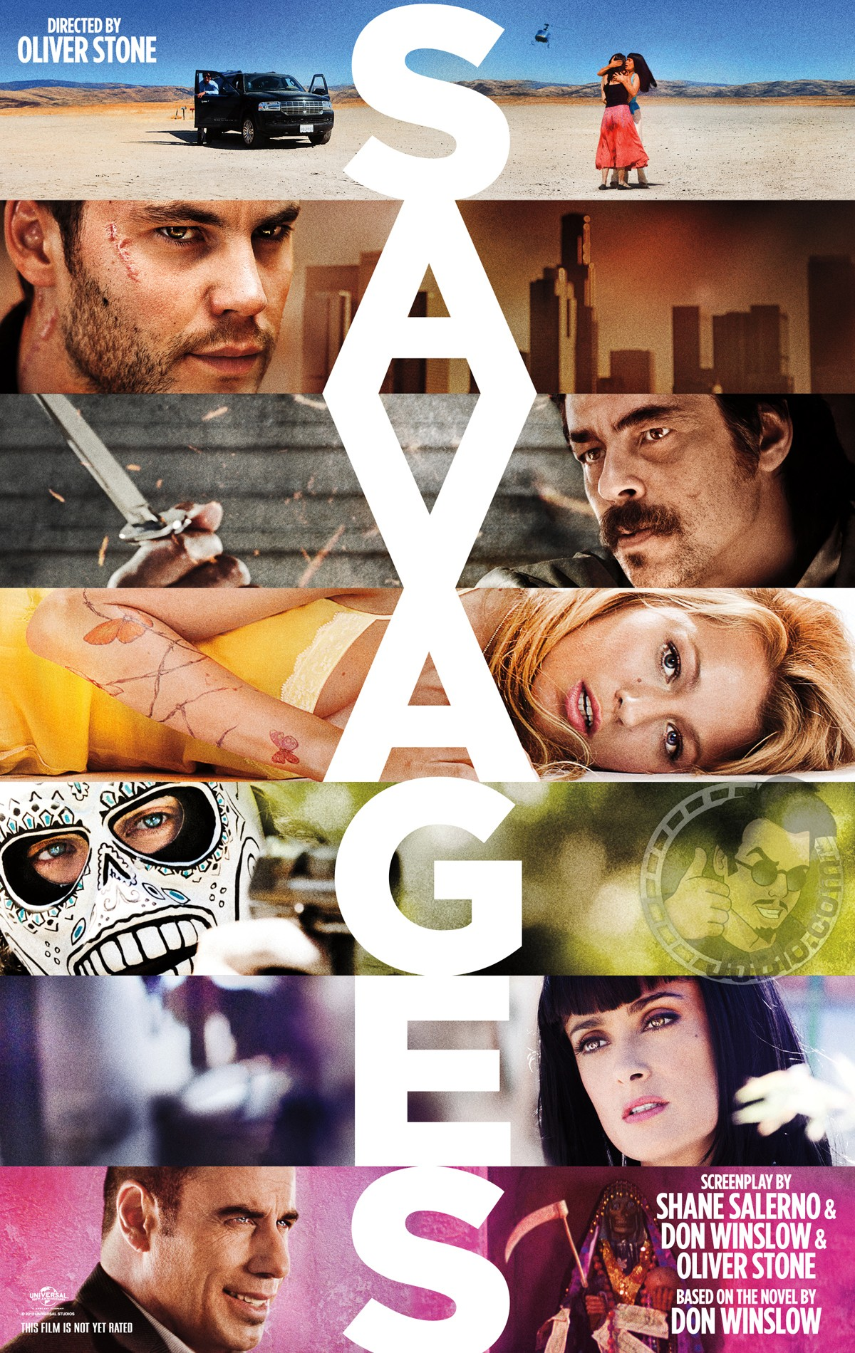 Savages 2012 [UNRATED] DVDRip [VO] [MULTI]