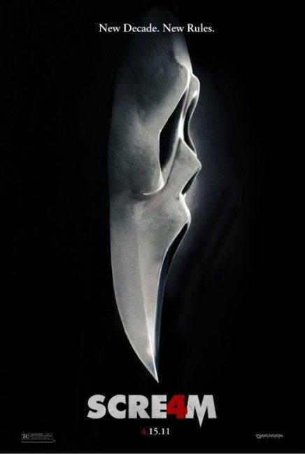 La trilogie Scream en Blu ray