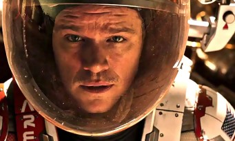 THE MARTIAN Official Trailer (Matt Damon - Scifi- 2015)