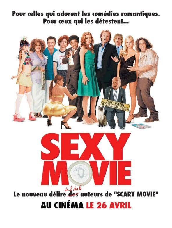 Sexy Movie [DVDRiP] [TRUEFRENCH] [MULTI]