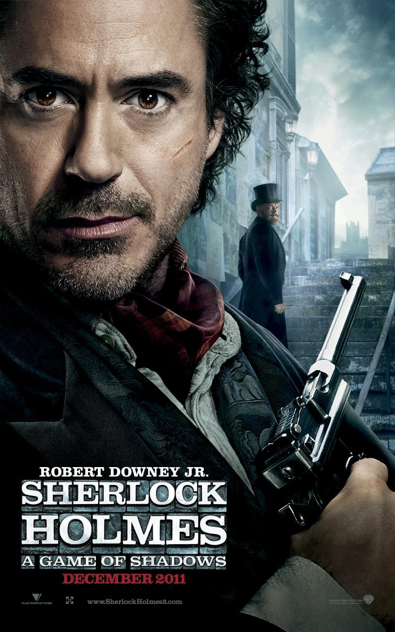 [Multi] Sherlock Holmes 2 : Game Of Shadows [FRENCH][BDRiP MD]