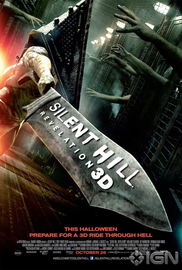 Silent Hill : Revelation | VOSTFR MP4 | TS | MULTI