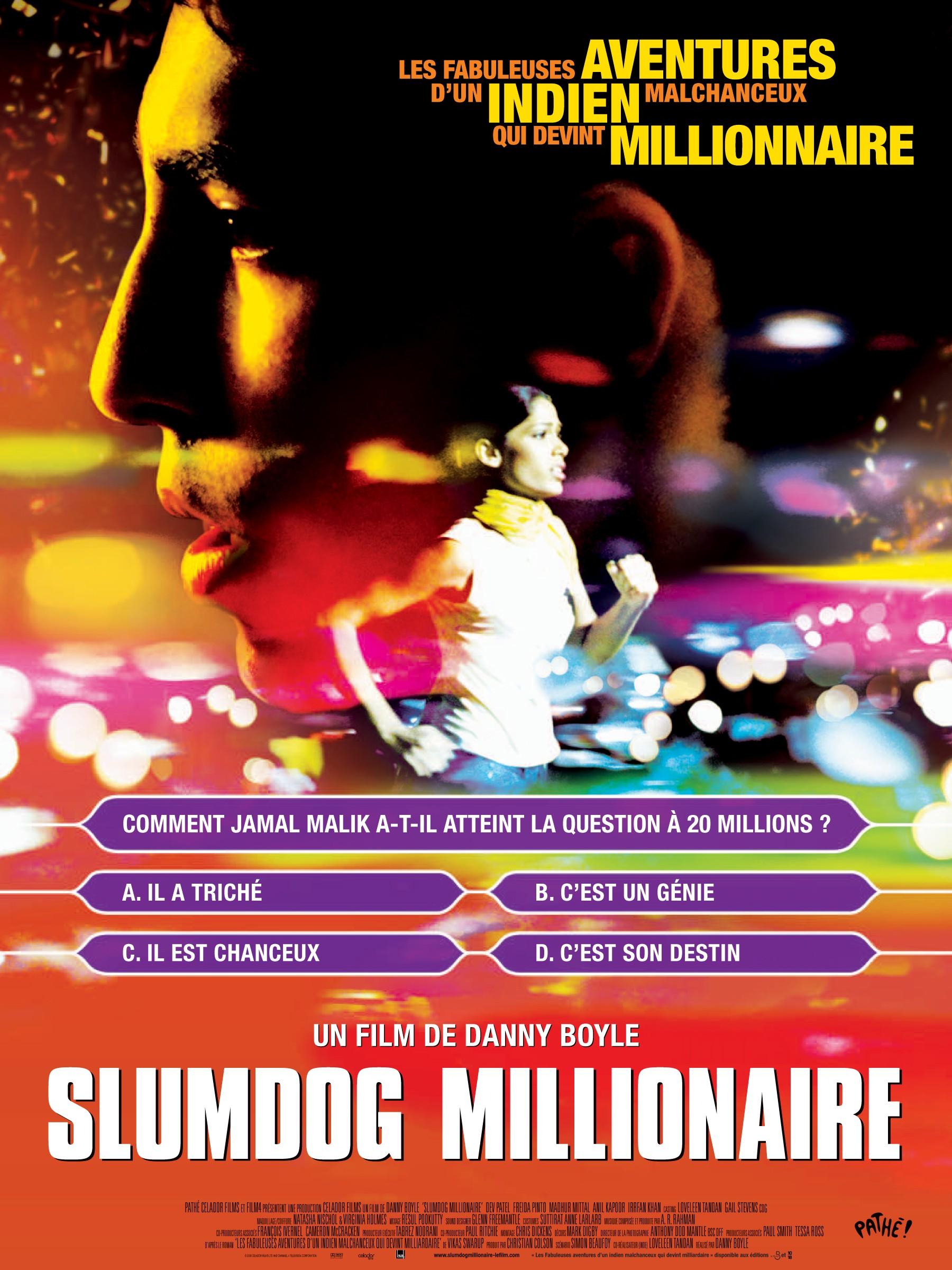 Slumdog Millionaire [DVDRiP] [FRENCH] [MULTI]