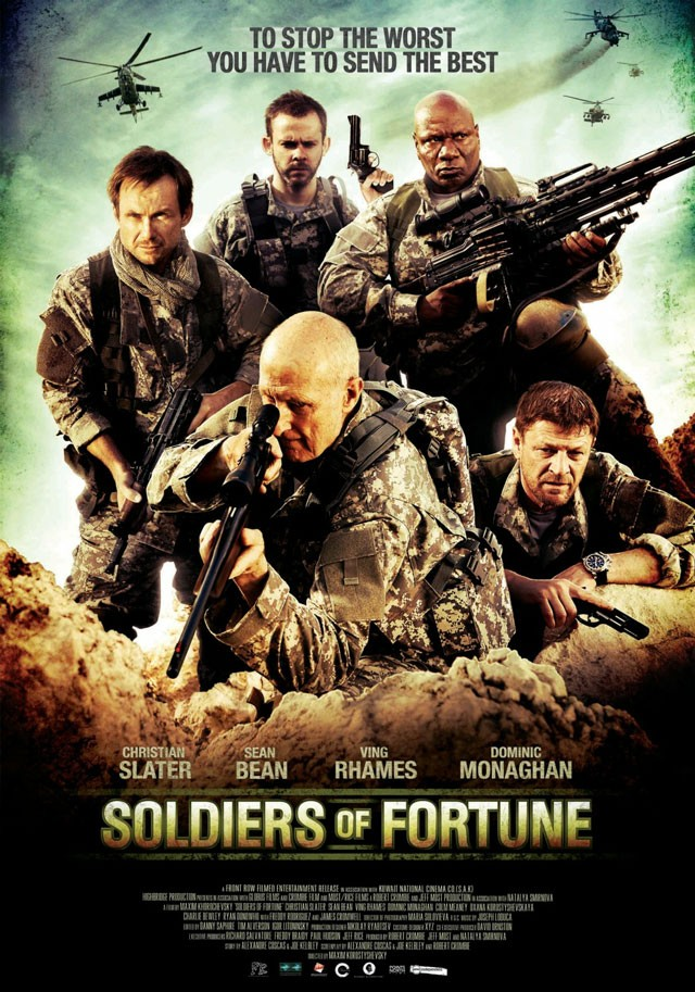 Direct to Video Soldiers-of-fortune-affiche-4fdef5ca27580