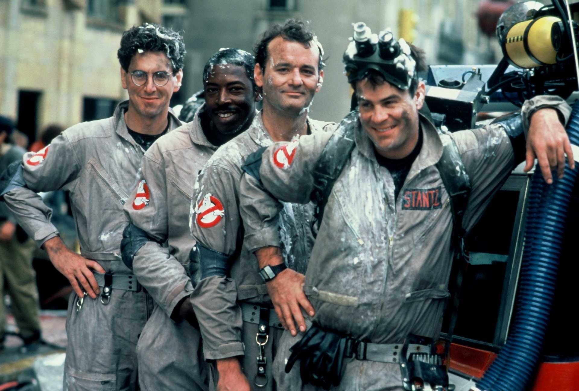 C'est officiel, il y aura un Ghostbusters 3 au cinéma !