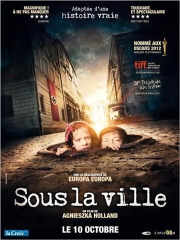 [MULTI] Sous la ville [BDRiP] [MP4]