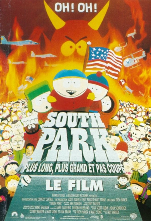 [MULTI] South Park, le film [DVDRiP]