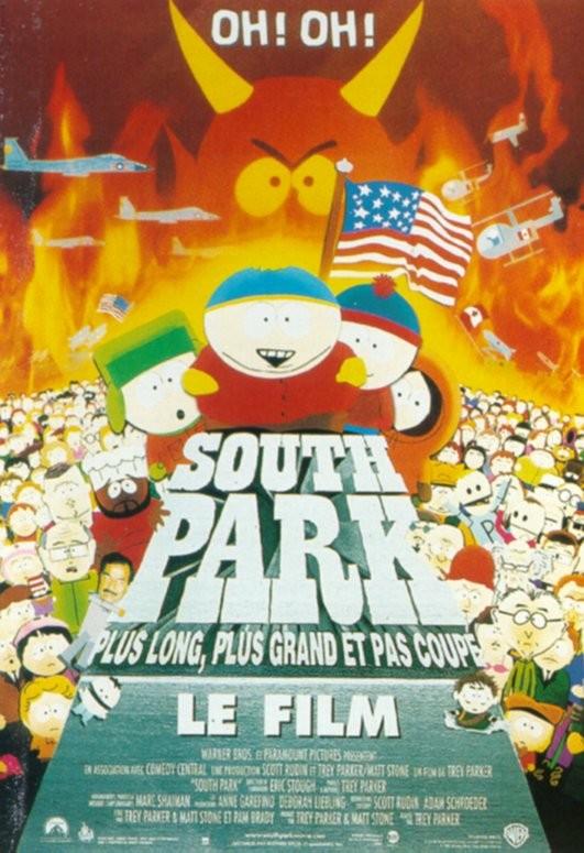 [MULTI] South Park, le film [DVDRiP]