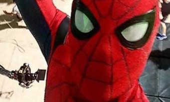 Spider-Man : Tom Holland défie Chris Hemsworth avec une cascade sur le tournage (vidéo)