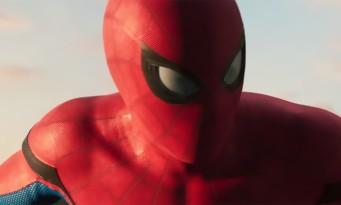 Nouvelle bande-annonce de Spider-Man  Homecoming !