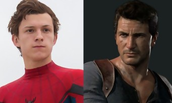 Tom Holland (Spider-Man) sera Nathan Drake dans le film UNCHARTED