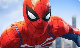 SPIDER-MAN : le nouveau jeu s'annonce grandiose ! (bande-annonce)