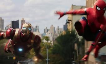 Spider-Man Homecoming : la scène avec Iron Man qui a disparu du film