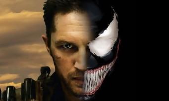 VENOM : un festival de monstres pour Tom Hardy dans le spin-off de Spider-Man