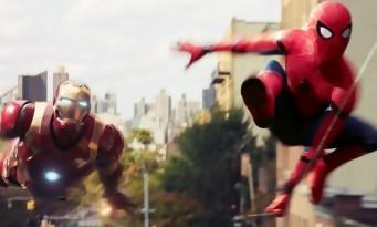 TOM HOLLAND révèle que son SPIDER-MAN était déjà dans IRON MAN 2 !