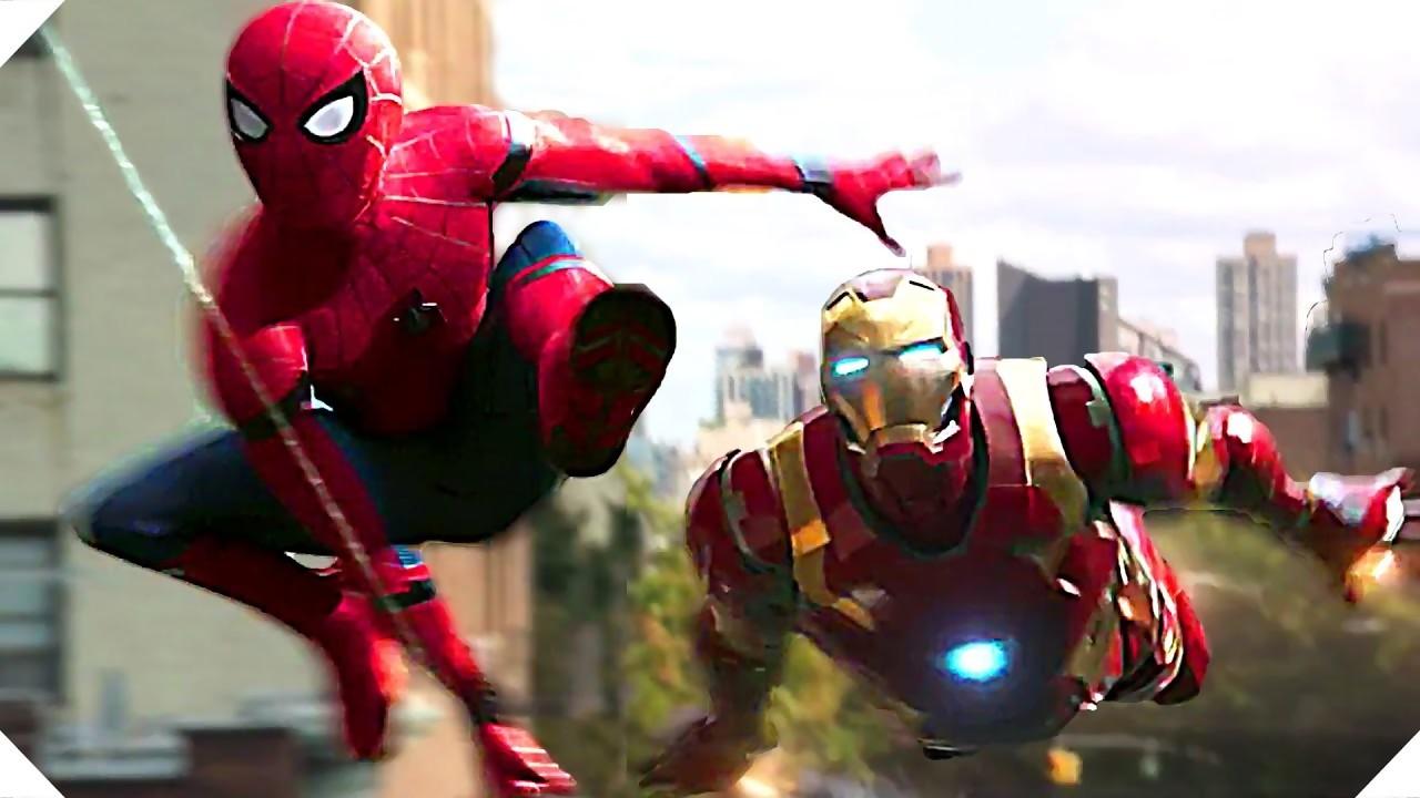 Spiderman movie scripts