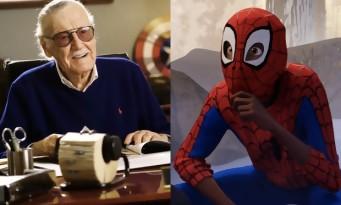 Spider-Man New Generation : le second cameo de STAN LEE que l'on a tous loupé !
