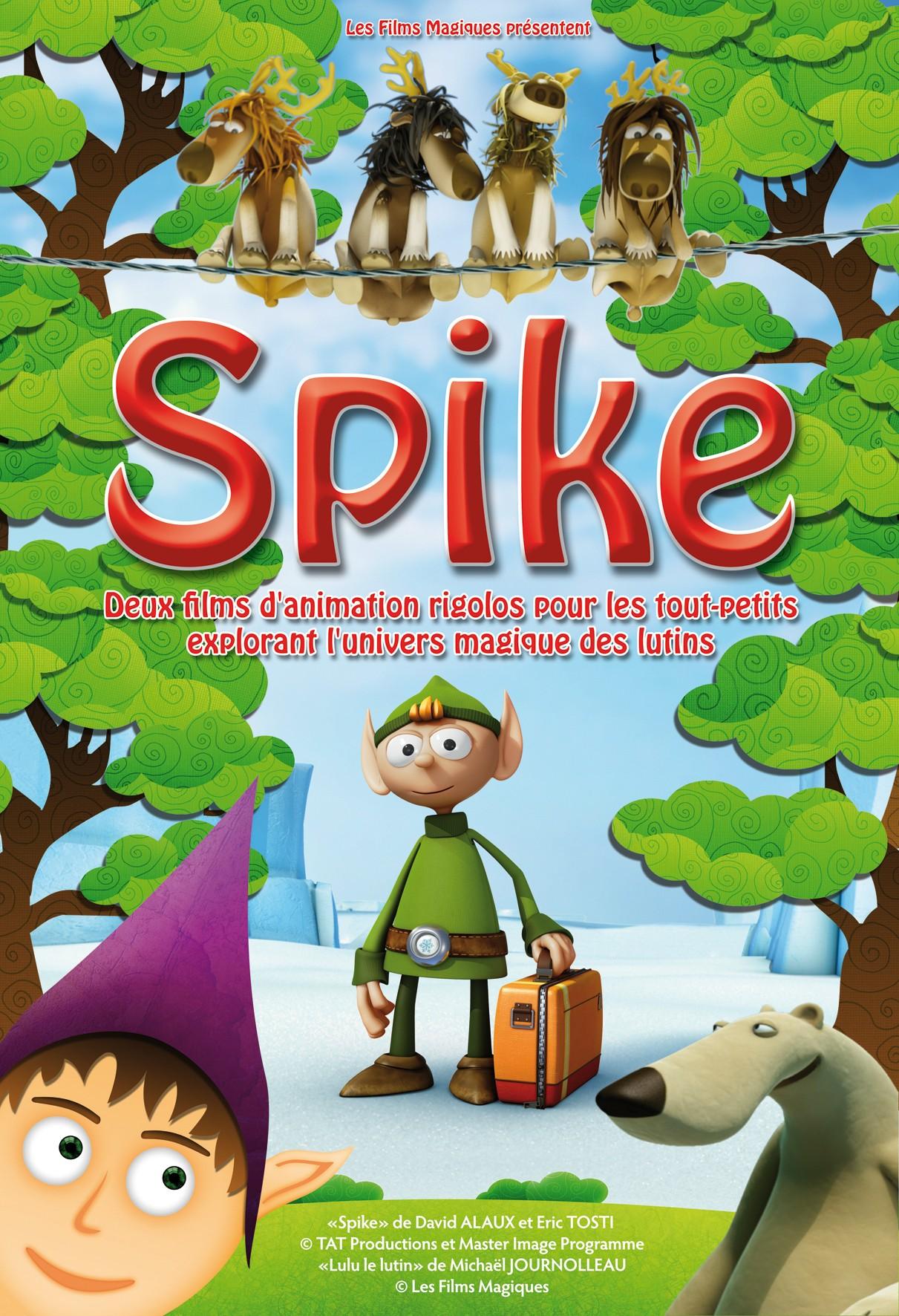 Spike / Spike (2008)