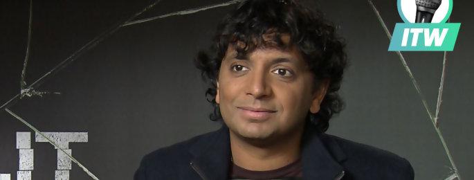M. Night Shyamalan : ses films de serial killers préférés - Interview Split