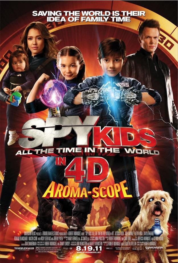 [DF] Spy Kids 4 [DVDRiP] [TRUEFRENCH]