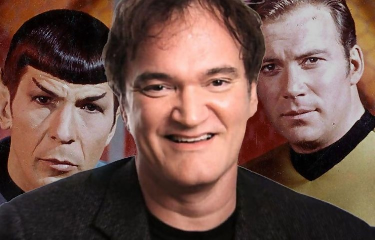 Le film de Quentin Tarantino en R-Rated — Star Trek