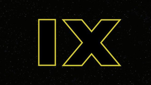 Star Wars : Episode IX