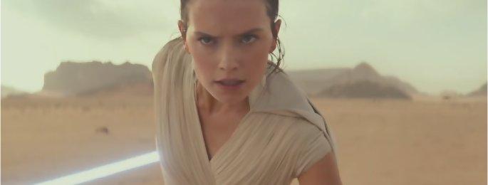 Star Wars 9 The Rise Of Skywalker : le teaser est là !!!!!