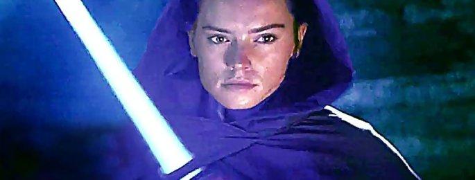 STAR WARS LES DERNIERS JEDI : Chewie, Leia, Rey, Luke et plein d'aliens (making of) !