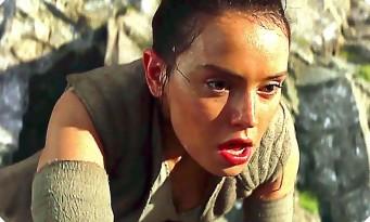 Star Wars Les Derniers Jedi - Teaser (VOST)