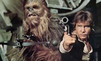 Star Wars : Quand Chewbacca s'appelait Chiktaba et Luke Skywalker Luke Marcheciel