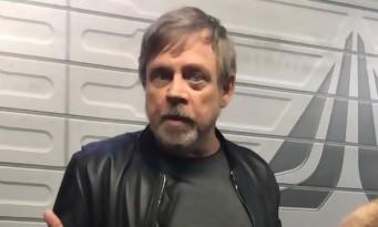 Star Wars : Mark Hamill piège ses fans sur le Star Tours de Disney
