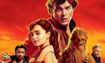 Solo A Star Wars Story s'offre le pire démarrage de la saga en France