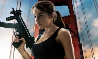 Emilia Clarke se dit soulagée du flop de Terminator Genisys