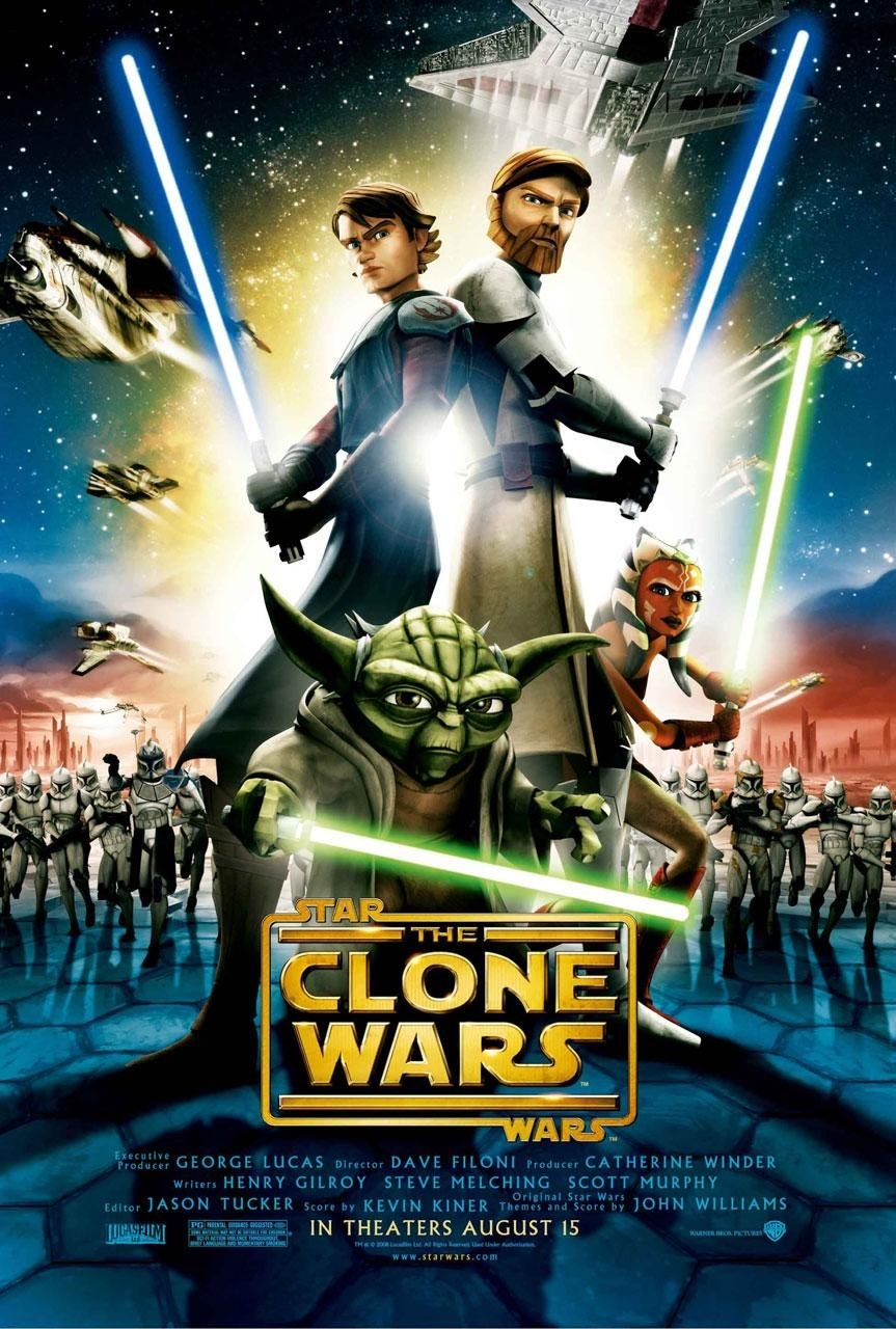 Star Wars: The Clone Wars [DVDRiP] [FRENCH] [MULTI]