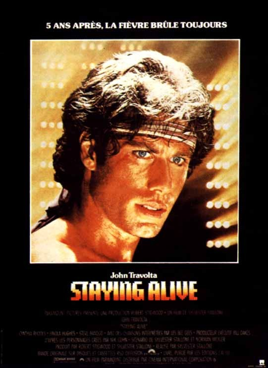 Staying Alive Film