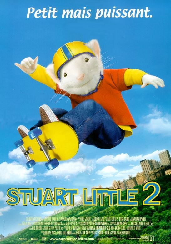 [MULTI] Stuart Little 2 [DVDRiP]