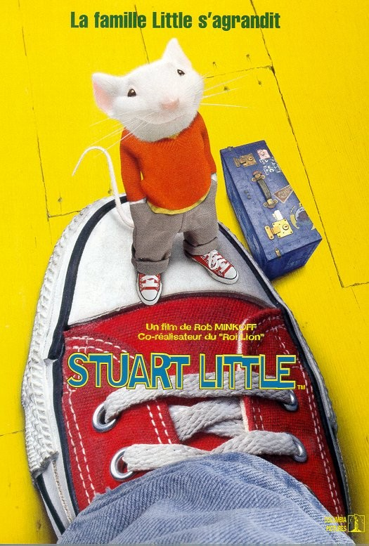[MULTI] Stuart Little [DVDRiP]