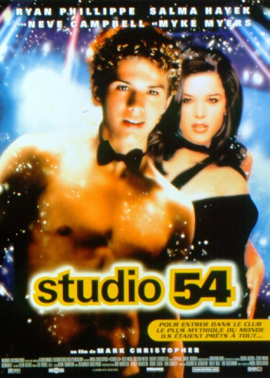 Studio 54 [DVDRiP l FRENCH][DF]
