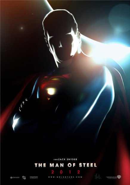 Exclu: des détails sur le Superman de Zack Snyder