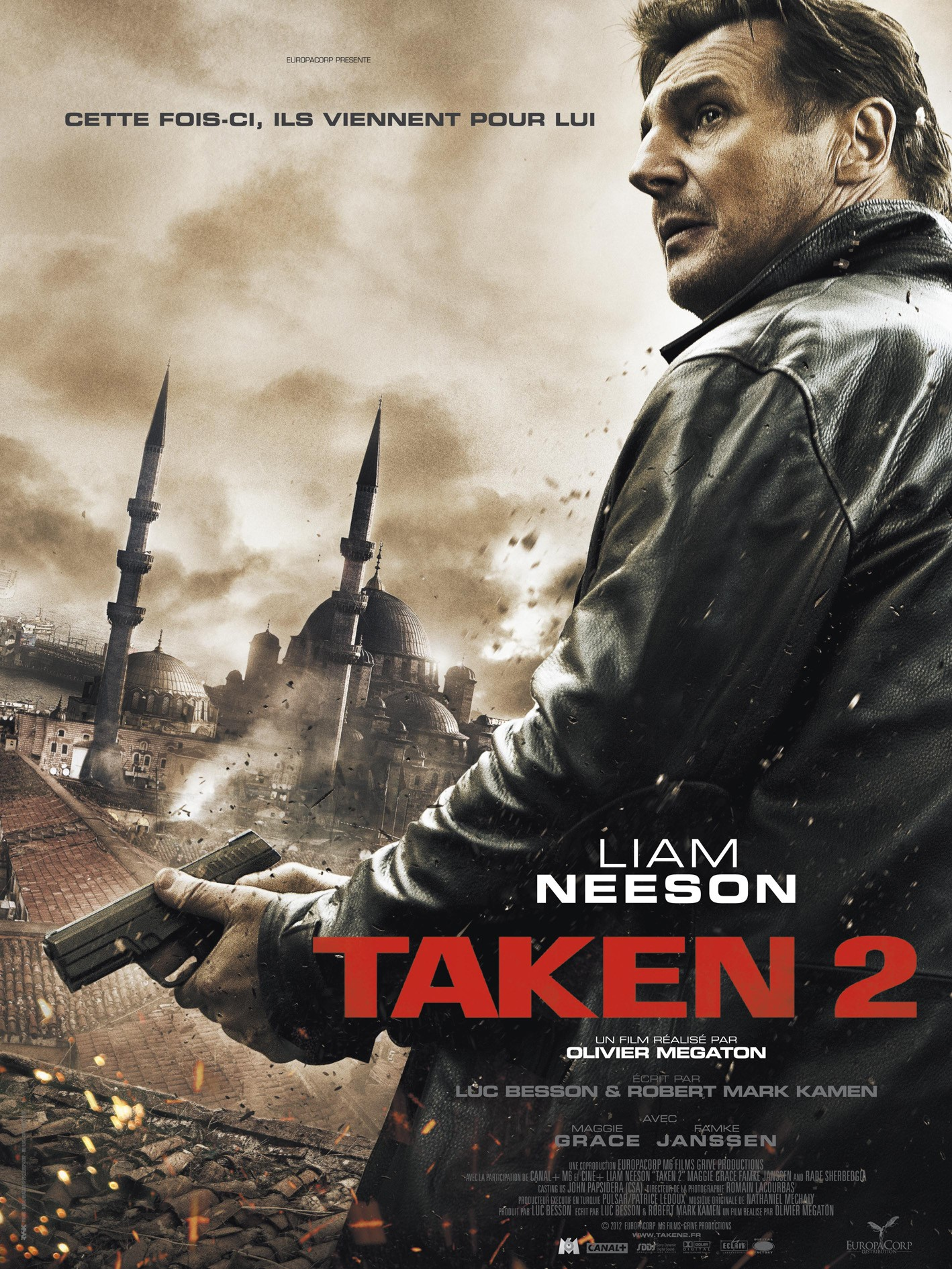 Taken 2 (2012) [1CD] [BRRiP] [FRENCH] [MULTI]