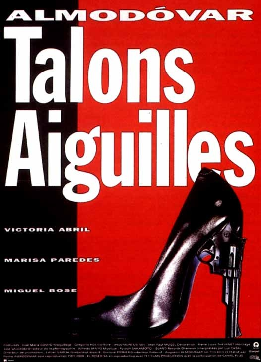 Talons aiguilles [DVDRiP l FRENCH][MULTI]