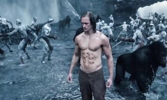 Tarzan : une nouvelle bande-annonce badass et épique !
