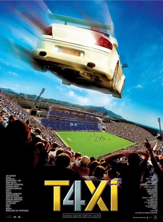 Taxi 4 [DVDRiP l FRENCH][RG]