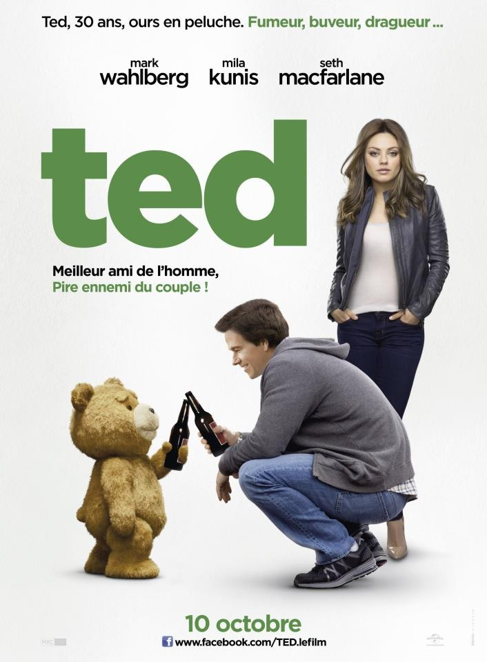 Ted 2012 R6 SCR SUBBED [VO] [MULTI]