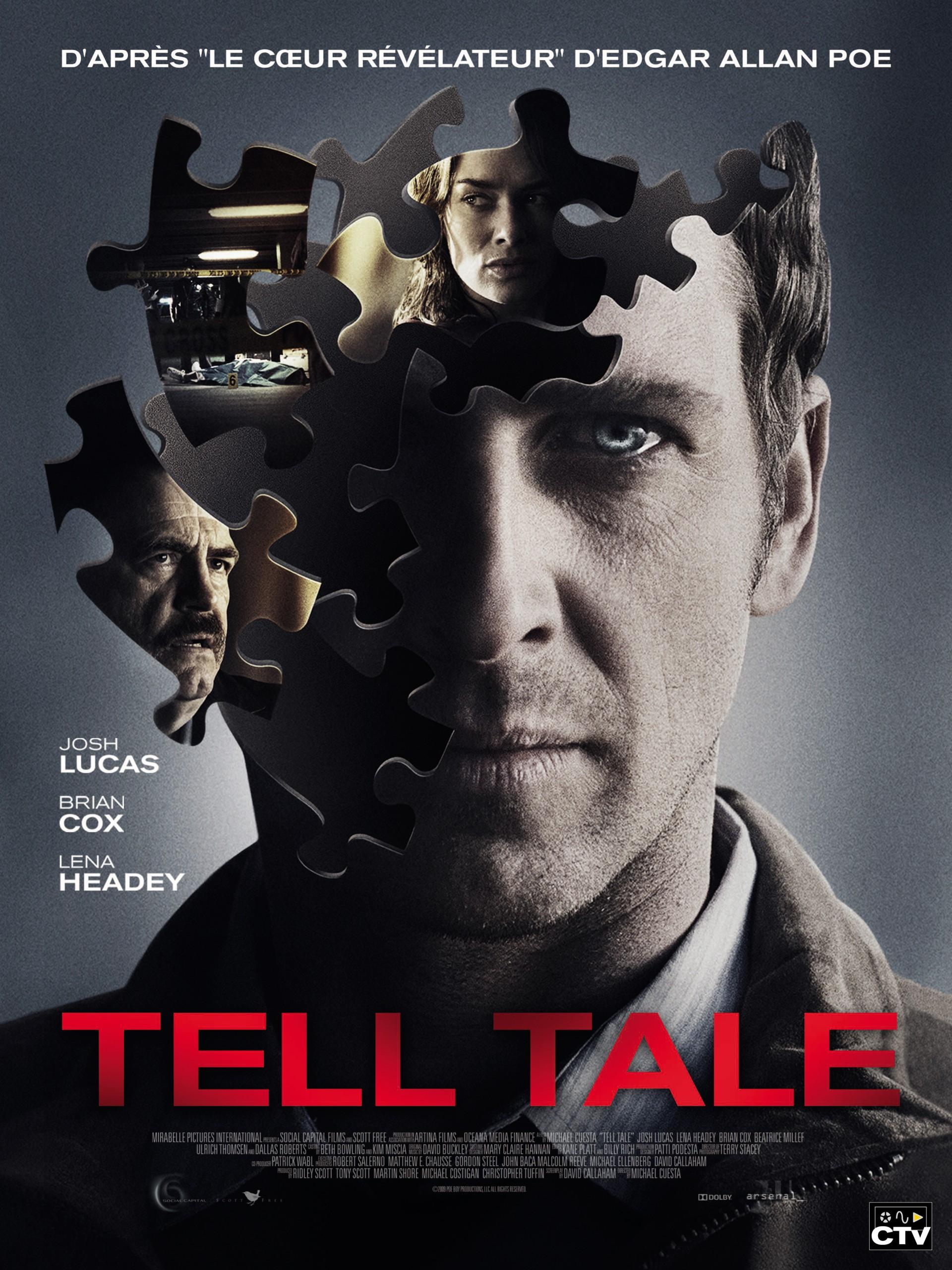 Tell tale | TRUEFRENCH MP4 | DVDRiP | MULTI