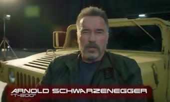 Terminator 6 : sur le tournage avec Arnold Schwarzenegger (vidéo)
